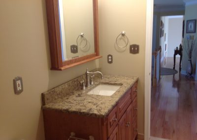 Newark, DE Bathroom Project