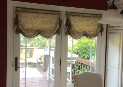 Board Mount Valances